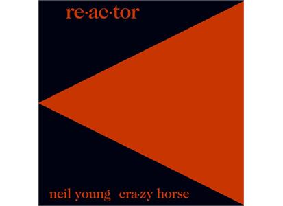 0093624907909 Reprise  Neil Young & Crazy Horse Re-ac-tor (LP)